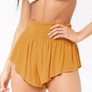 Forever 21 Swimsuit Coverup Shorts
